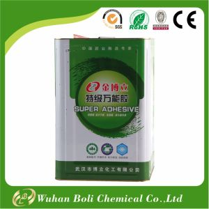 Manufacturer Supplier Green Healthy Wood Glue Super Contact High Viscosity Cr #46 All Purposed Adhesive Glue pictures & photos