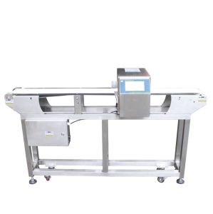 Metal Detector on Conveyor for Food pictures & photos