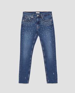 New Ladies Fashion Cotton Pants Skinny Denim Jeans pictures & photos