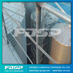 Fdsp Designing Steel Silos for Grain Storage/Poultry Feeding Equipment Silo pictures & photos