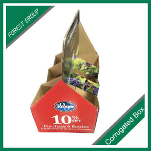 6 Pack/Bottle Beer Carrier Box pictures & photos