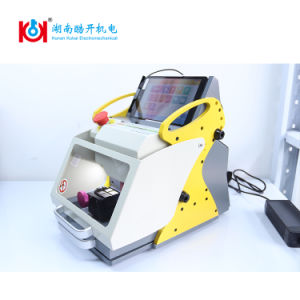 High Security Sec-E9 Key Cutting Machine Tablet PC Removable pictures & photos