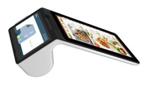 7′touch Screen Android Mobile POS with Printer/Qr Code Reader pictures & photos