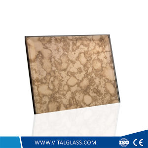 3mm, 4mm, 5mm, 6mm Antique Mirror with Mottled Mirror pictures & photos