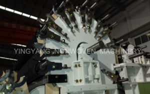 Yysl-IV C1di Carding Machine&Nonwoven Machine pictures & photos
