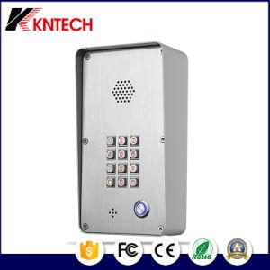 VoIP SIP Audio Door Phone Intercom System with Poe Port pictures & photos