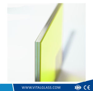 Clear/Bronze/Grey/Blue Laminated Glass with Csi (L-M) pictures & photos