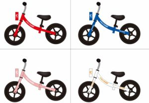 New Design Carbon Balance Bike No-Pedal Learn to Ride Bike pictures & photos