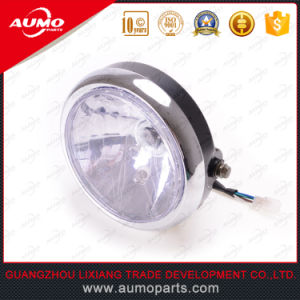 Head Lamp for Qingqi Qm125-2D Motorcycles Motorcycle Lamp pictures & photos
