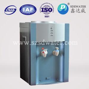 Compressor Cooling Desktop Water Dispenser pictures & photos