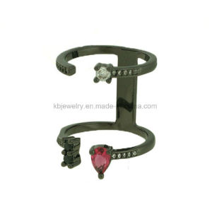 Latest Style Jewelry Plated Finger Ring (KR3140) pictures & photos