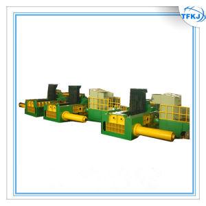 TFKJ Y81t-2000 Hydraulic Scrap Iron Baler Machine pictures & photos