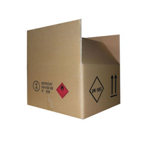 Custom Heavy Duty Corrugated Box pictures & photos