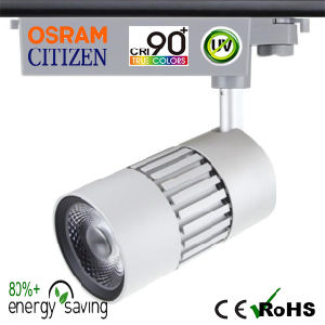 New Products 95ra Global Adaptor 50W COB LED Tracklight pictures & photos