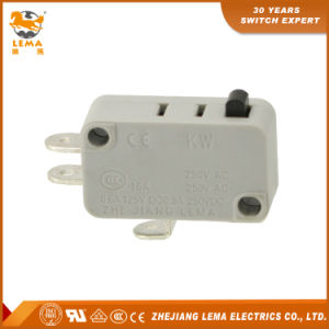 Lema Grey Kw7-0z Solder Terminal Electric T85 Micro Switch pictures & photos