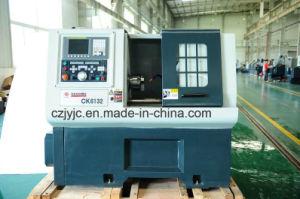 CNC Metal Cutting Lathe Cheap Machine CK6132 pictures & photos
