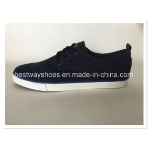 Fashion Casual Shoes for Men with Mesh Fabric Upper pictures & photos