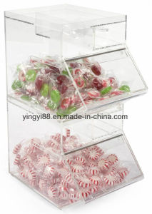 2017 Popular Clear Acrylic Candy Box pictures & photos