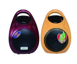 Feiyang/Temeisheng Colorful DJ Wireless Portable Mini Bluetooth Speaker F905 pictures & photos