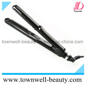 Digital Memory Hair Straightener Brush pictures & photos