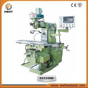 Universal Turret Milling Machine (Turret Milling Drilling Machinery X6336WB) pictures & photos