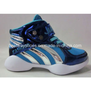 High Cutting Shoes Fashion Children Shoes pictures & photos