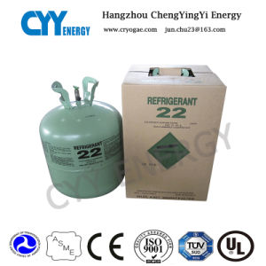 Refrigerant Gas R22 with Good Quality (R134A, R404A, R410A, R422D) pictures & photos