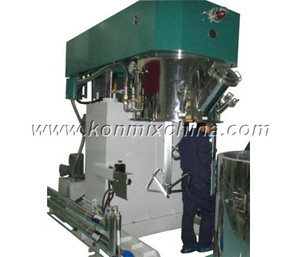 Double Disperser Planetary Mixer for Viscosity Products pictures & photos