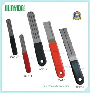 Dual Grit Diamond Fishing Hook & Knife Sharpening Stone pictures & photos