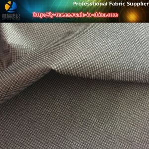 Nylon and Polyester Mixed Mini Check Stretch Woven Fabric (R0079) pictures & photos