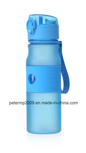 500ml High Quality Plastic Sport Water Bottle, Yellow Water Bottle (hn-1608) pictures & photos
