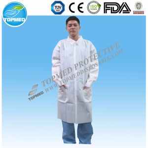 Dental Gown or Lab Coats Wholesale for Hospital pictures & photos