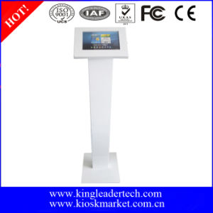 "Trade Show Tablet Kiosk Stand for 10.1"" Tablets"