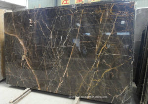 Tulip Brown Marble Slabs for Flooring/Wall Tiles/Countertops/Vanity Top pictures & photos