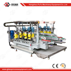 Horizontal Glass Straight-Line Pencil Edging Machine for Solar Glass pictures & photos