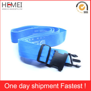Custom Wholesale Promotioan Luggage Belt pictures & photos
