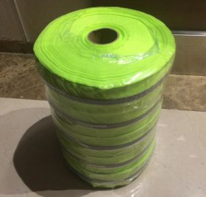 Good Quality Reflective Webbing Grey Reflective Tape pictures & photos