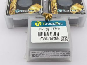 Teagutec Tcd-178 Tt9080 for Steel Carbide Inserts pictures & photos