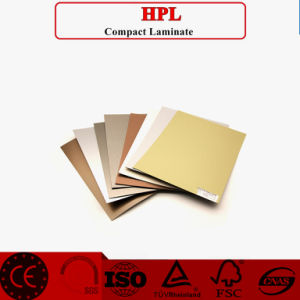 High Pressure Laminate /HPL Sheet pictures & photos