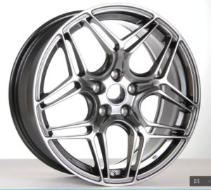 18 Inch Car Alloy Wheel with PCD 5X100/114.3 pictures & photos