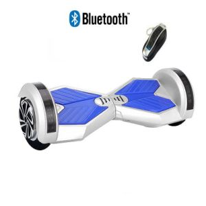 Fun Riding Hoverboard LED Light Balancing Scooter Bluetooth Hoverboard pictures & photos