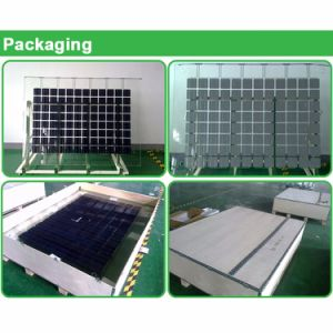 Best Quality Transparent Solar Modules for Customized BIPV Roof pictures & photos