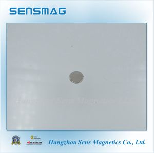 Factory Manufacture of Strong Rare Earth Permanent NdFeB Ring Magnet for Generator, Motor pictures & photos