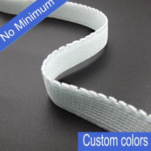 Garment Accessories Picot Bulk Spandex Elastic Bra Band, Elastic for Underwear pictures & photos