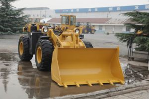 Small Wheel Loader (1800kgs) pictures & photos
