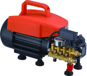 Brass Electric Household High Pressure Car Washer Car Cleaning Equipment pictures & photos