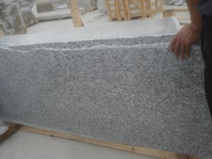 Building Material Polished Thickness 2 Cm Tiger Skin White Granite Tile pictures & photos
