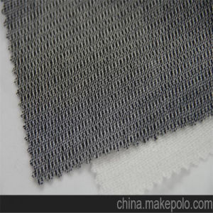 High Quality Fusible Interlining Brushed Interlining for Uniform Suit pictures & photos