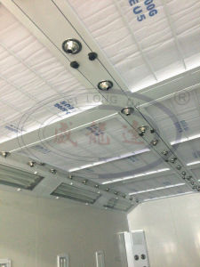 Wld8400 Water Based Car Paint Booth for Sales pictures & photos