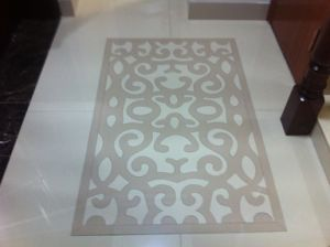 Building Material Floor Tile Nano Glass Stone pictures & photos